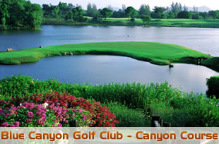 Blue Canyon Golf Club - Canyon Course