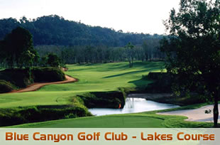 Blue Canyon Golf Club - Lakes Course