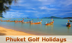 Phuket Golf Tour Packages