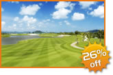 Mission Hills Phuket Cheapest Green Fee