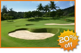 Phuket Country Club Cheapest Green Fee