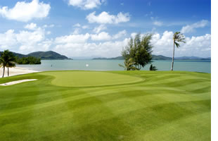 Phuket Golf Weather